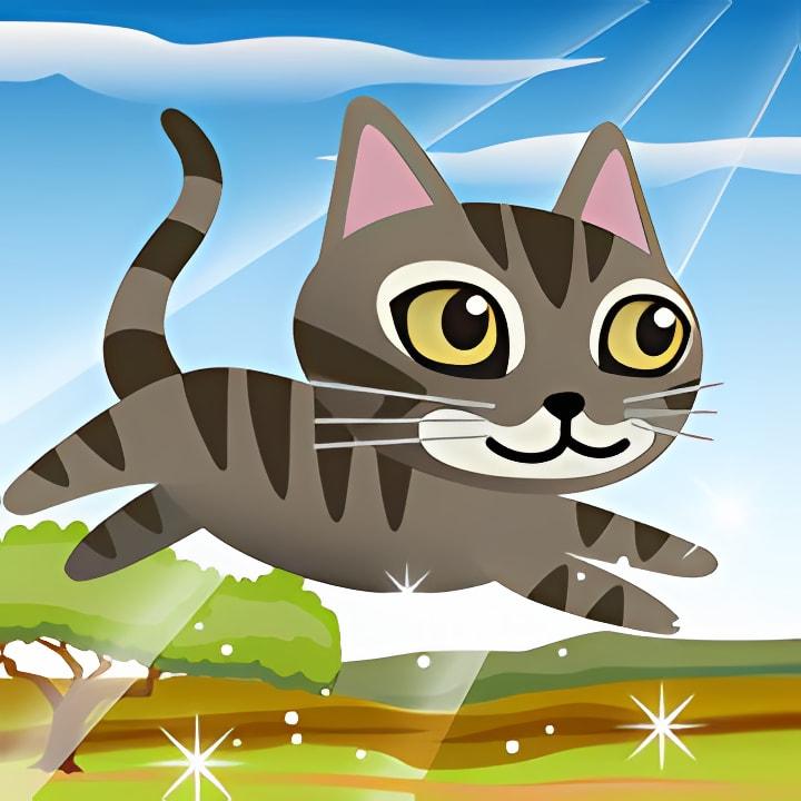 JumpJump Cat - Free Cat Game