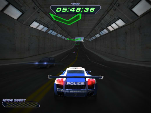 Police Supercars Racing