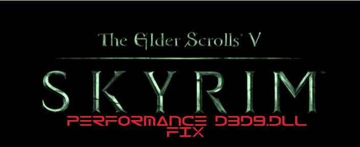Skyrim Performance Mod