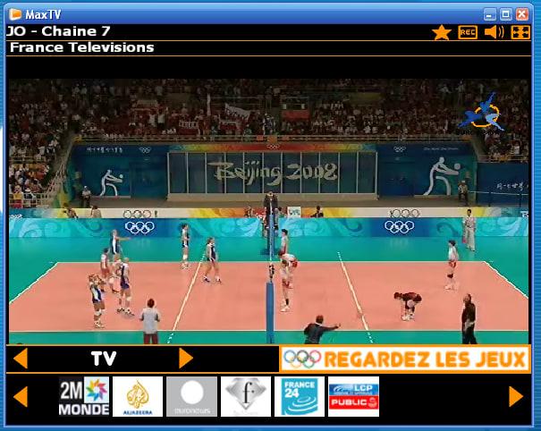 TVAnts Plugin pour MaxTV